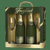 Pack 2 botellas Freixenet Brut Nature