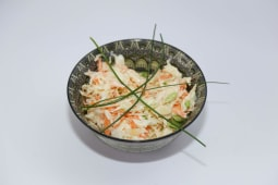 Časlav salata porcija