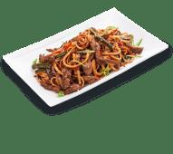 Удон з яловичиною (300г)