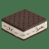 Sándwich chocolate