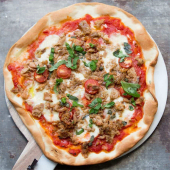 Pizza Bari (mediana)