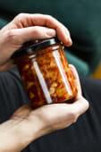 Polskie Kimchi z papryką wędzoną - kiszonki - 375g