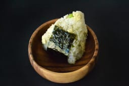 Onigiri - Matcha X Edamame