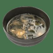 Місо-суп з лососем (300г)