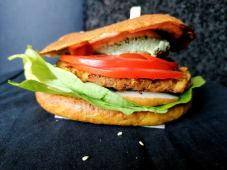Žuti burger Neva 120g