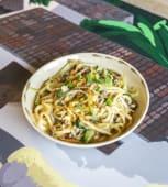 Smażony Makaron w Sosie Curry