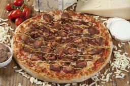 Pizza alemana (30 cm.)