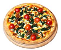 Ispanaklı Pizza (32 cm.)