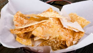 Чіпси із лаваша з сиром (90г)