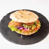 Vege Falafel green sandwich