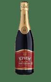 КРИМ вино ігристе витримане червоне напівсолодке (0.75л)