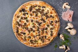 Pizza Prosciutto Funghi  Ø 30cm