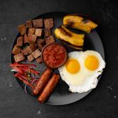 Anika's Kenyan Breakfast