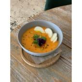 Gazpacho - Sopa fría de verano (sin gluten)