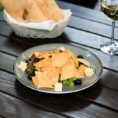 Салат з курячим філе зі свіжих овочів (240г)