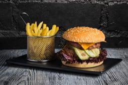 Бургер Bіg Beef Burger (240/100/30г)