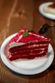 Торт Червоний оксамит (125г)
