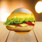 Cheddar Peynirli Sandwich (30 cm.)