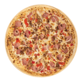 Pizza supremazia (familiar)
