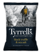Tyrrell black truffle & sea salt