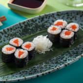 Maki de salmón (8 piezas)
