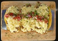 Tacos de pollo (4 uds.)