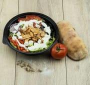 Salata Fresh Vitel, purcel si bebecut