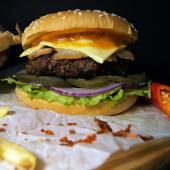 Бургер LV(390г)