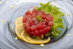 Tartare tuna