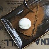 Шоколадно-карамельний тарт (120/40г)