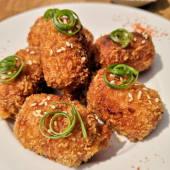 Umami Bombs De Tonku (8 Uds.) Con Salsa De Hongos