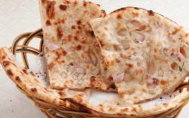 Onion Naan