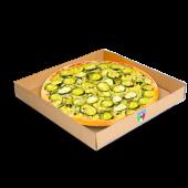 Pizza di zucchini