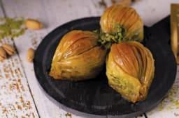 Midye pistache