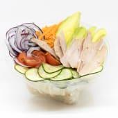Poke bowl de ventresca de atún