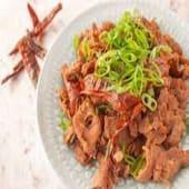 Sichuan Lamb