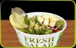 Salata Veggie Mozzarella