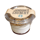 Jogurt Crunchy Malina