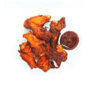Alitas de pollo BBQ