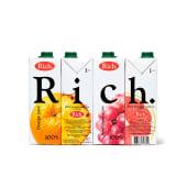 Сік Rich в асортименті (1л)
