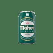 Cerveza Mahou clásica (330 ml.)