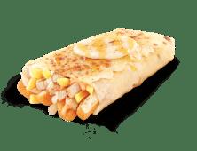 Tacos L'exotique (Poulet/Nuggets)