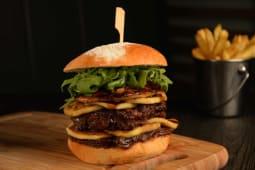 Rossini Remix Burger