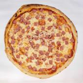 Pizza De Prosciutto (Familiar)