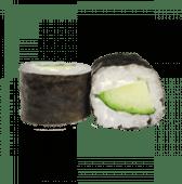 90. Hosomaki pepino y queso (8 uds)