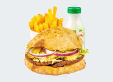 Hamburger meniu