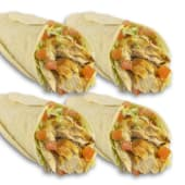 4x3 Shawarma de Pollo