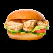 Burger de Pollo Frito BiBo Style