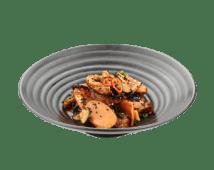 Свинина Му-Шу с древесными грибами (300г)