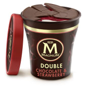 Magnum Pint Double Strawberry & Chocolate